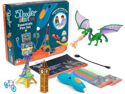 3DOODLER 3Д Ручка 3DOODLER Dodesster, базовый набор