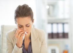 Причины кровь из носа при беременности
