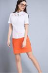рубашка, юбка LaVeLa Артикул: L2245 белый