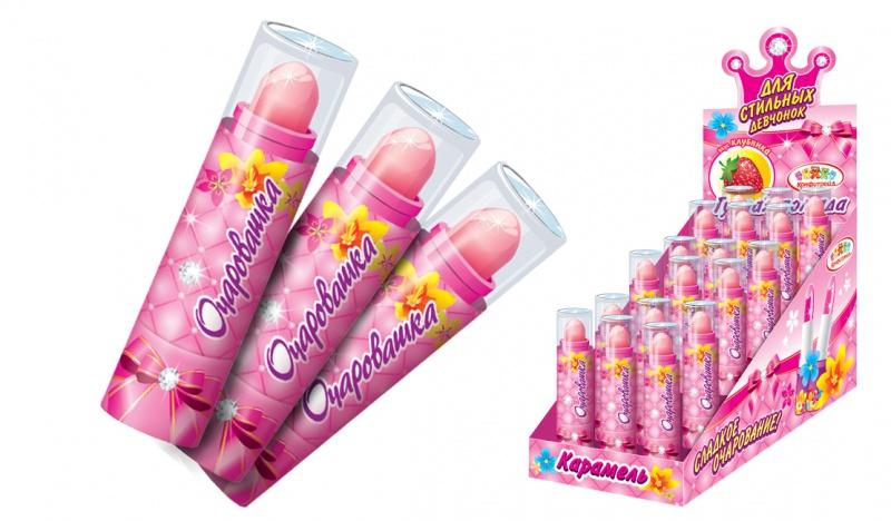 Губные помады для девочек