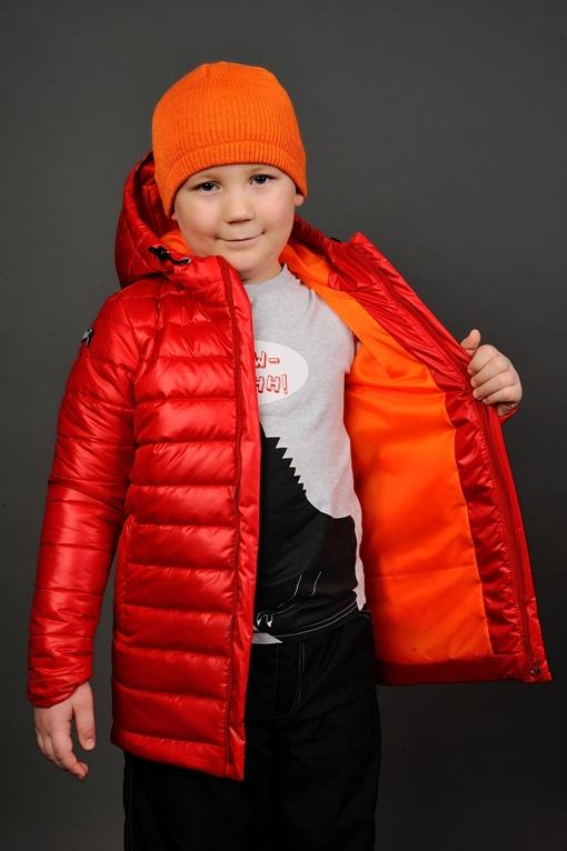 Амур куртка утепленная для мальчика