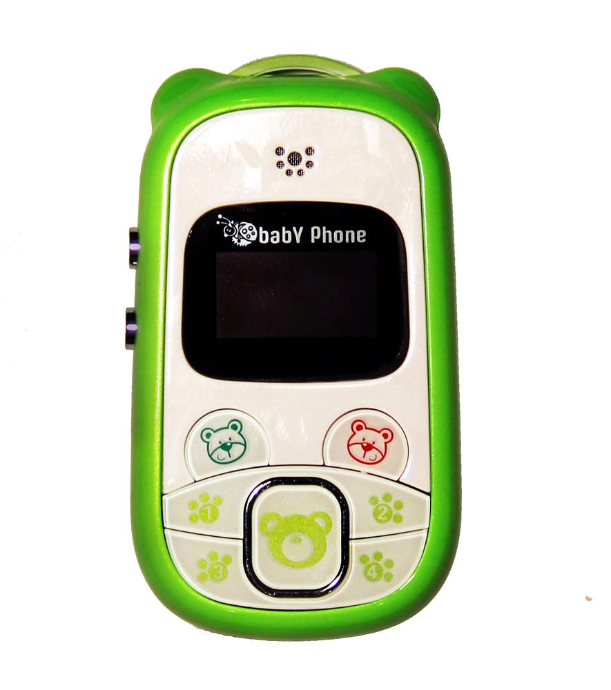 Детский мобильный телефон Baby Phone в Краснодаре