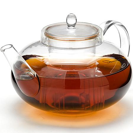 24941 Заварочный чайник стекло 1,4л с/кр МВ (х12)