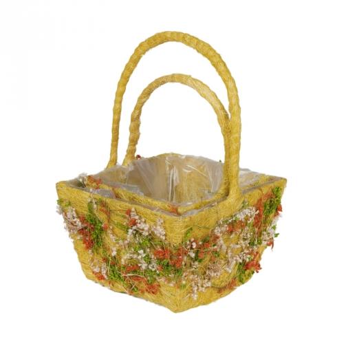 Набор корзин для флористики