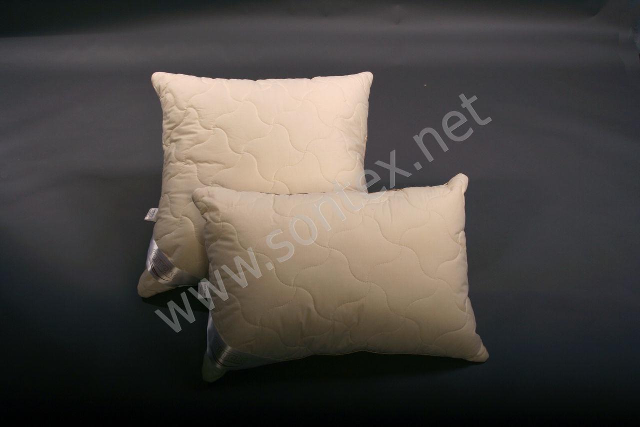 Подушка  Шерсть Кашмирской козы  50х68