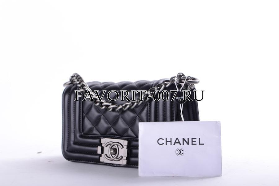 Сумки Шанель Chanel: купить сумку Шанель Бой на цепочке
