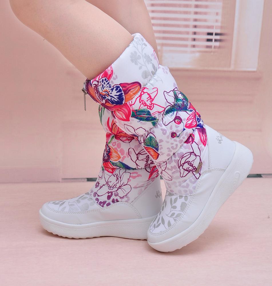 3f93d741f Предлагаем оптом зимнюю обувь Дутики King Boots Германия. Уникальное  изображение Женская ...