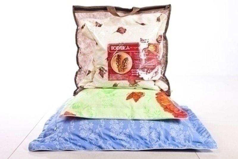 Подушка лузга гречихи 50х70