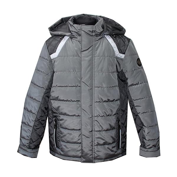 Куртка демисезонная Фил Disvey (Беларусь) серая