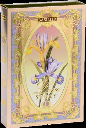 """""""Чайная книга. История Любви. Том 2""""/Tea Book. 75 гр картон."""