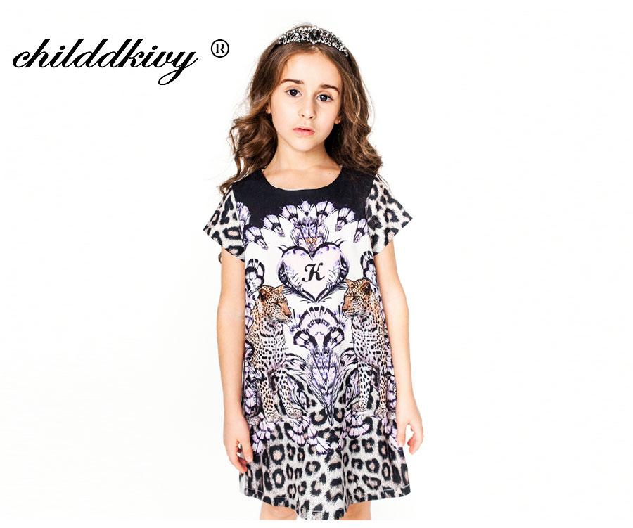 Платье (размеры от 3 до 12 лет)
