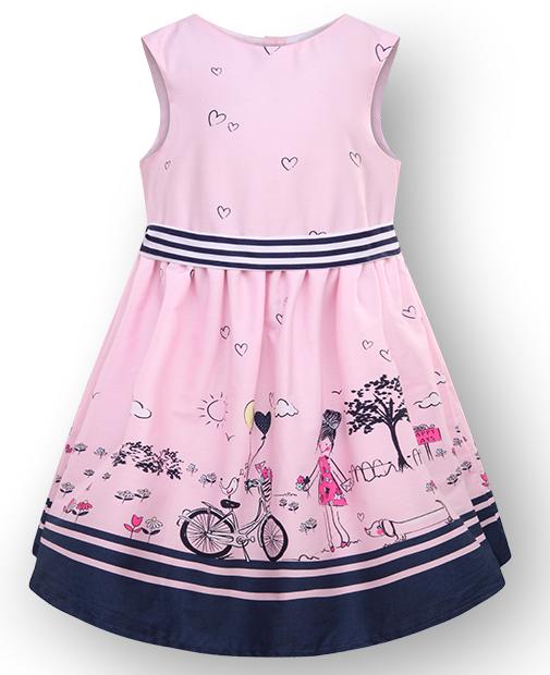 Платья для девочек 7 лет