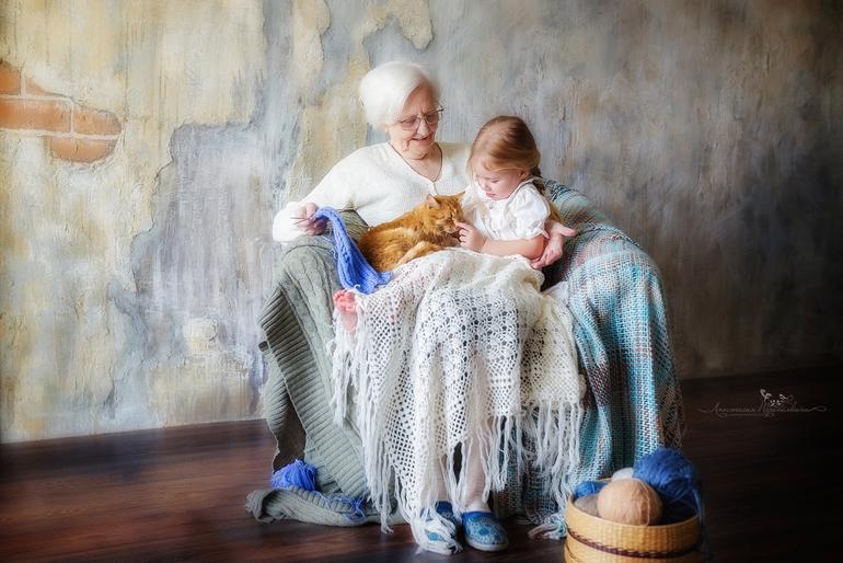 Картинки ожидание, картинки бабушка и внучка