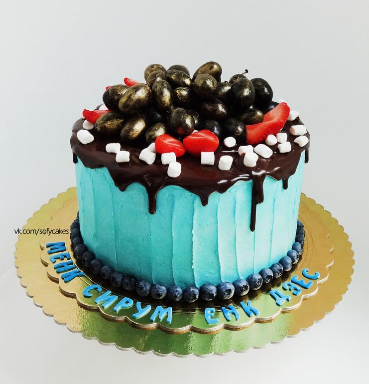 рецепт торт с мастикой своими руками для начинающих