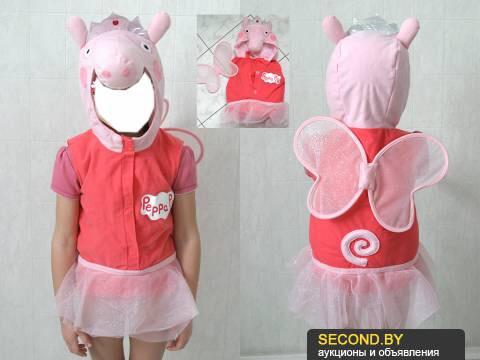 Свинка Пеппа Peppa Pig, низкие цены, фото, описание