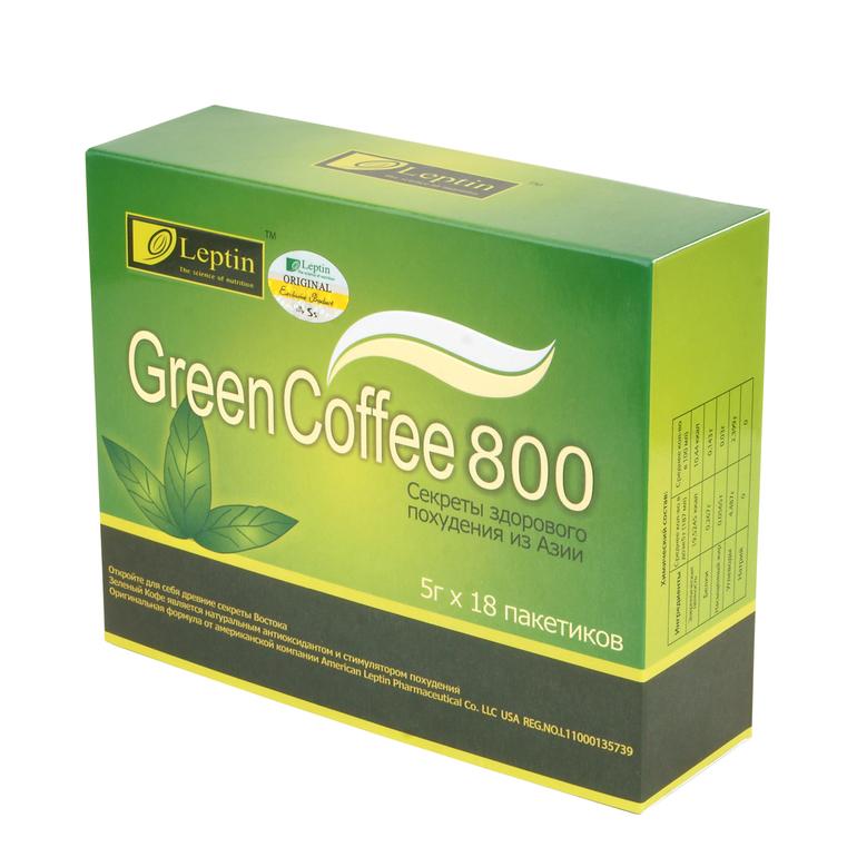 Отзывы похудения зеленого кофе