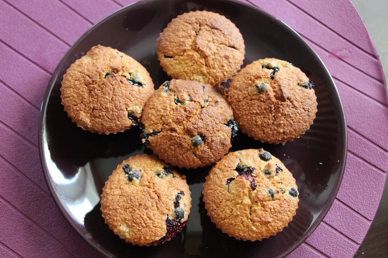 Кексы пп рецепты с фото