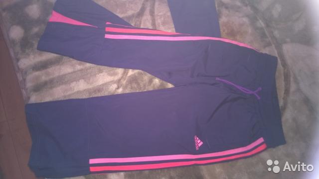 Adidas спортивный костюм рост 116 на