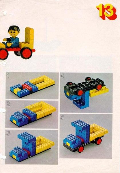 Простые лего-схемы. 0 13
