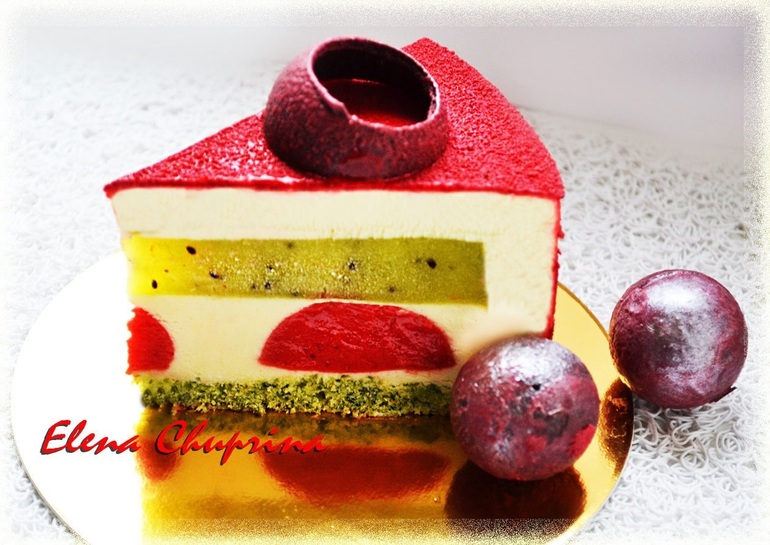 Муссовые десерты рецепты фото