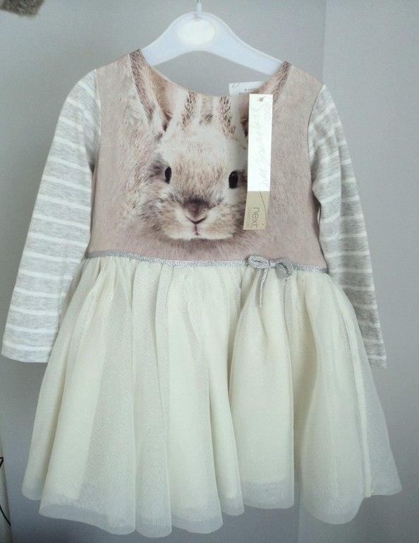 Next платье для девочки купить в