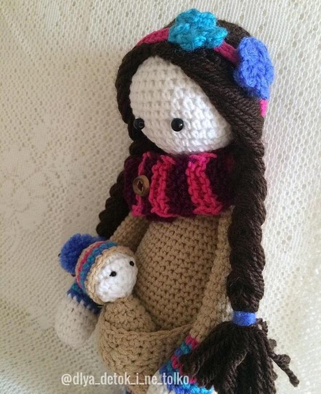 Вязаные куклы и игрушки - Кукольный мир - сообщество на ...