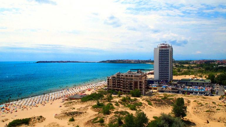 Курорт бургас болгария фото отзывы