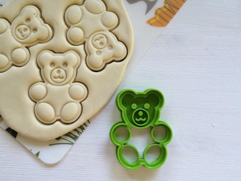 Из чего сделать формочки для печенья своими