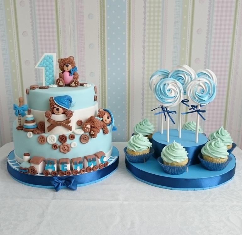 рецепт торта на 3 года