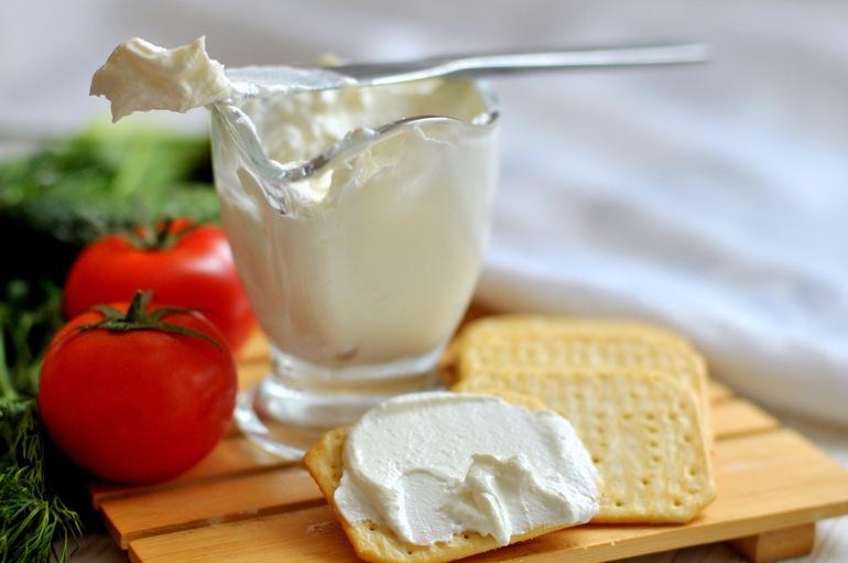 домашний сыр филадельфия рецепт фото пошагово