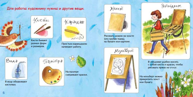 Художник Инна Карпова