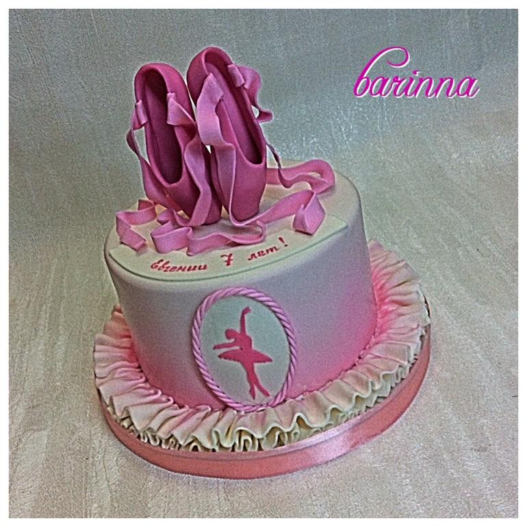 Кремовые торты для девушек фото 5