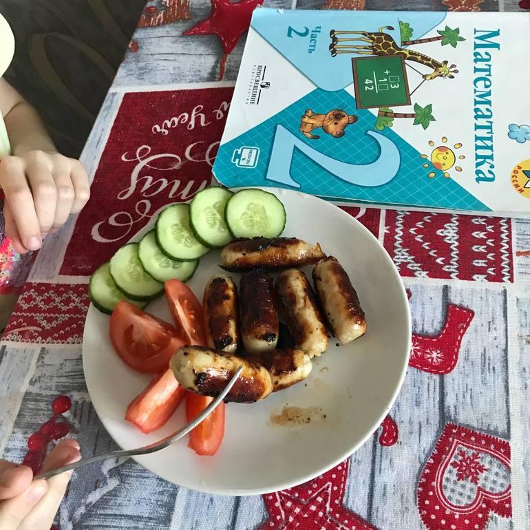 Вкусный обед с Троекурово